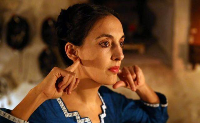 Victoria Hanna, več kot le pevka.<br /> Foto: arhiv organizatorja