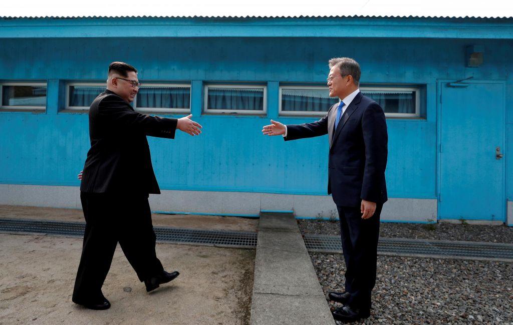 Severnokorejsko osebje znova v uradu za zveze z Južno Korejo