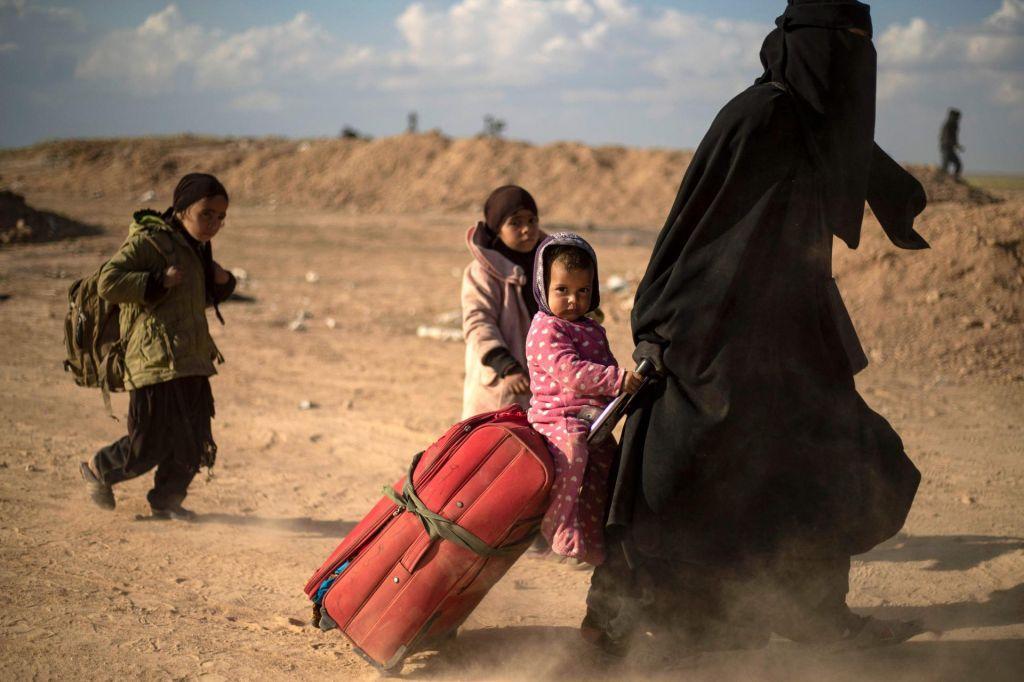 Človeštvo dolguje sirskim Kurdom