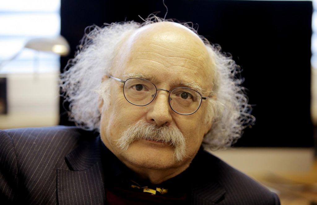 Nobelov nagrajenec za fiziko Duncan Haldane zaprisegel kot slovenski državljan