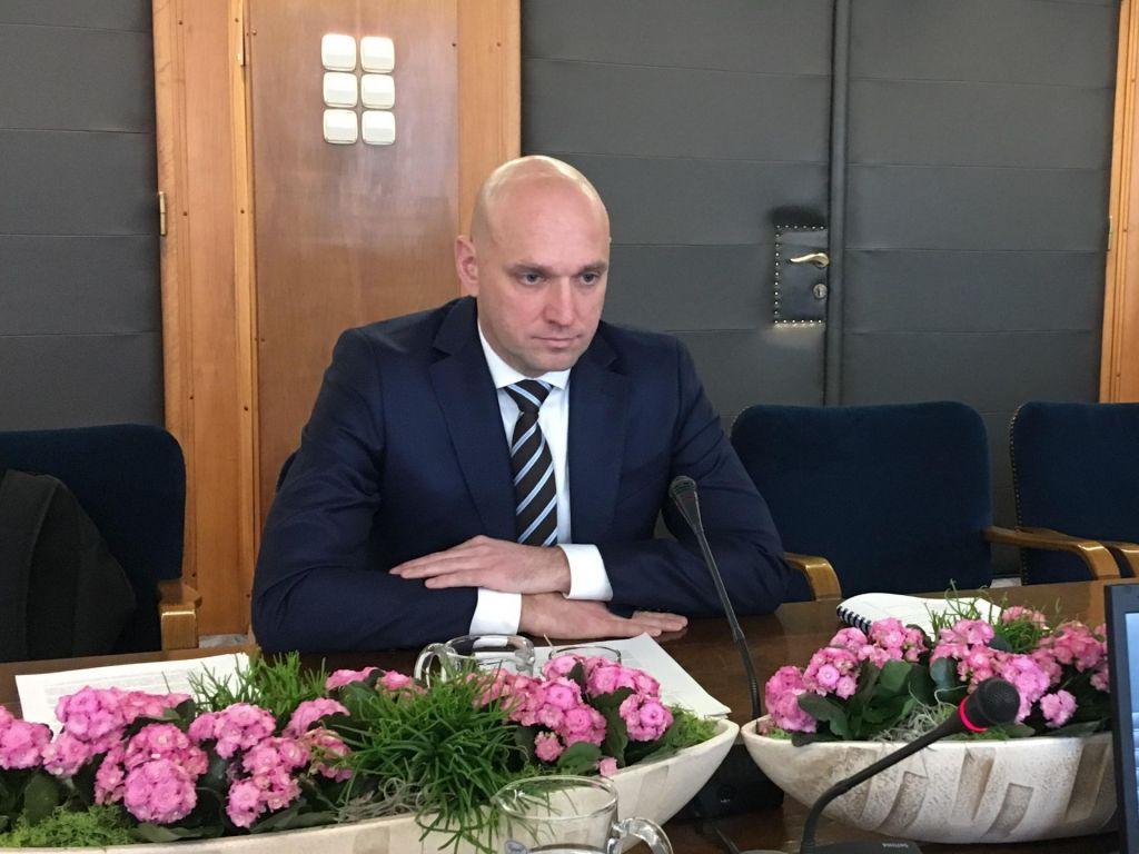 Kandidatu za ministra zelena luč parlamentarnega odbora