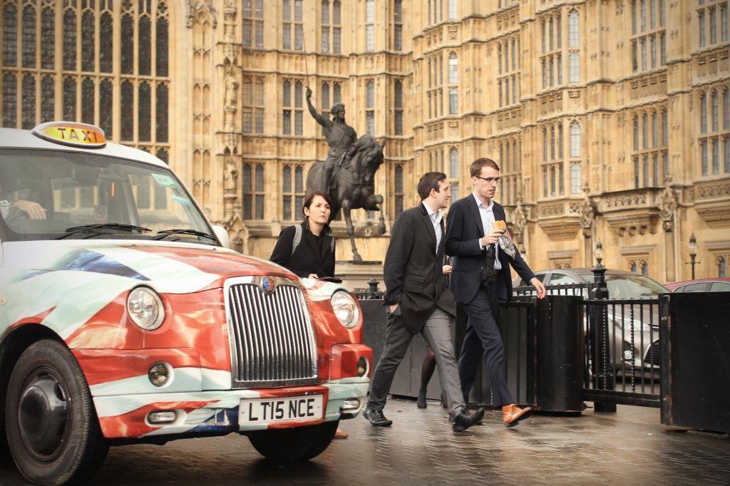 Britanski parlament ali kabinet čudes
