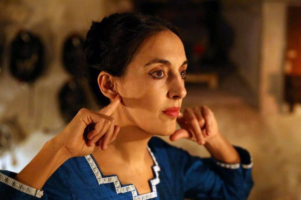 Victoria Hanna na Cankarjevih torkih