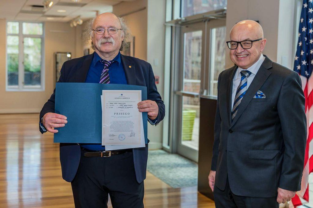 Slovenija ima Nobelovo nagrado