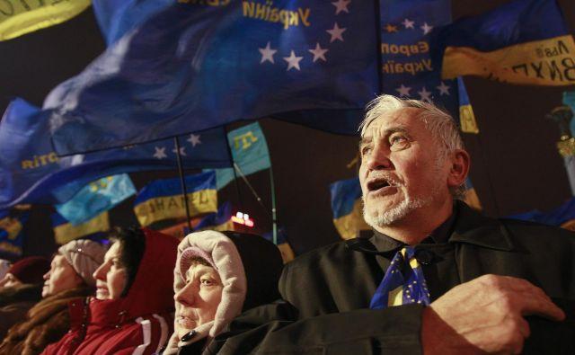 »Problem evropskega odnosa do Ukrajine je v neenotnosti EU,« je poudaril Sławomir Nowak. FOTO: Reuters