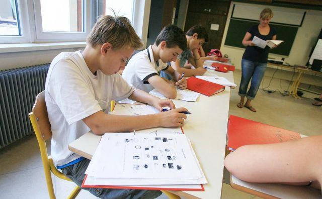 Otroci se v šoli naučijo marsikaj, finančnih znanj pa primanjkuje. Foto Leon Vidic