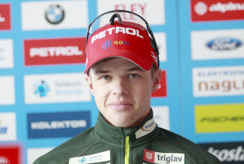 Jakov Fak se je priklonil športni potezi Alexa Cisarja
