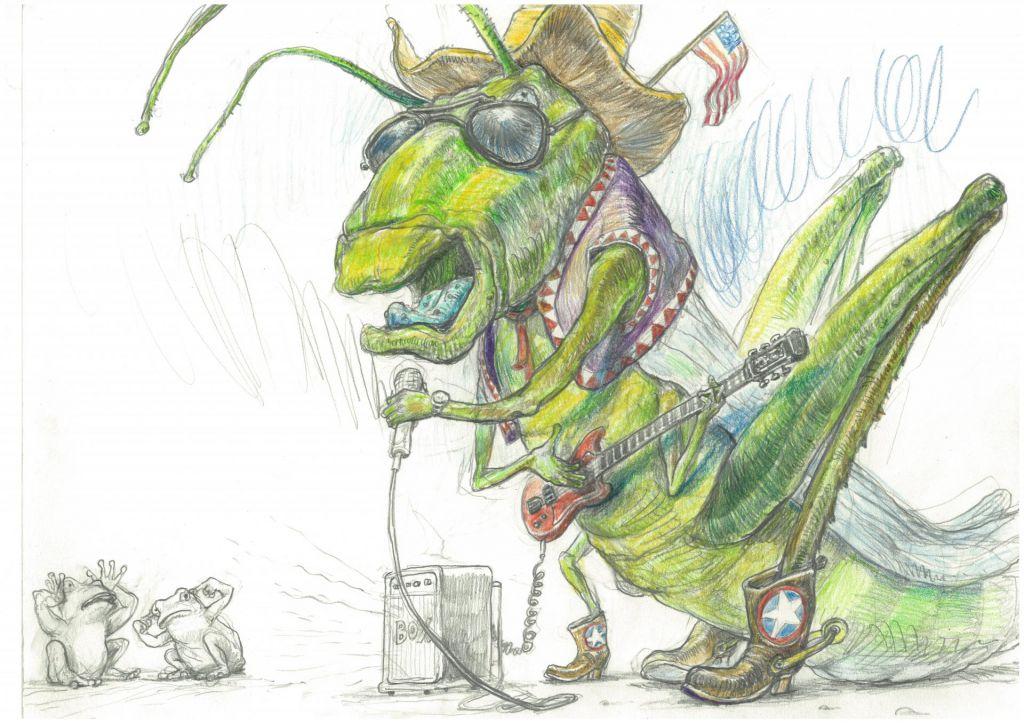 Ilustrirana paša za oči