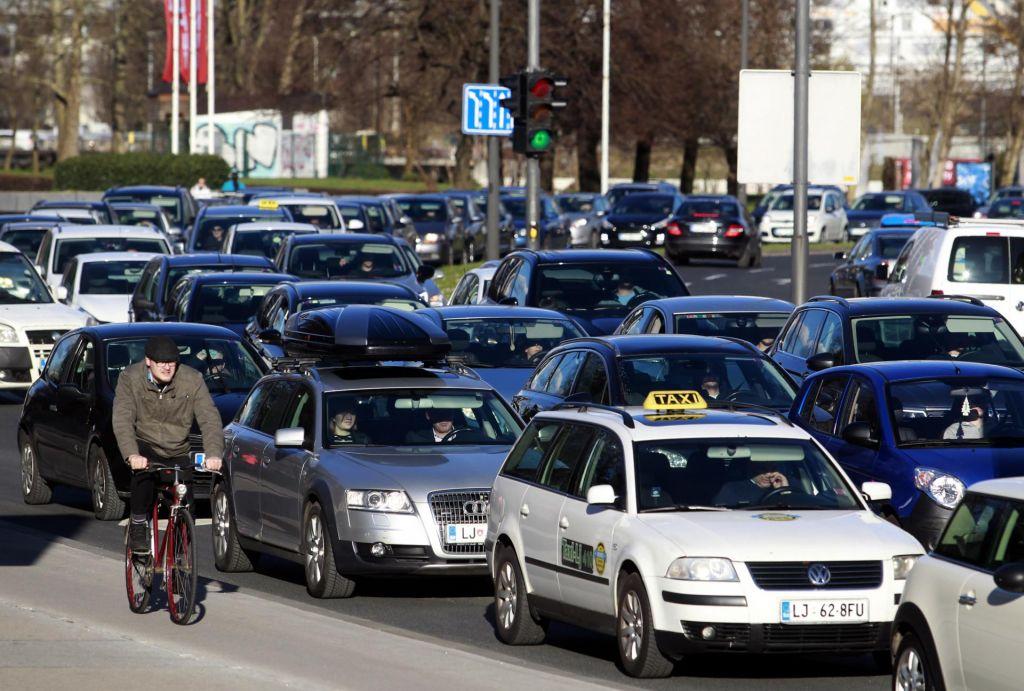 FOTO:Promet in energetika ključni za ogljično nevtralnost Slovenije