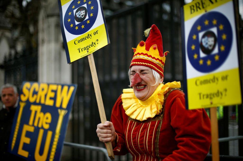 FOTO:Od srede do srede: Brexit na mrtvi točki