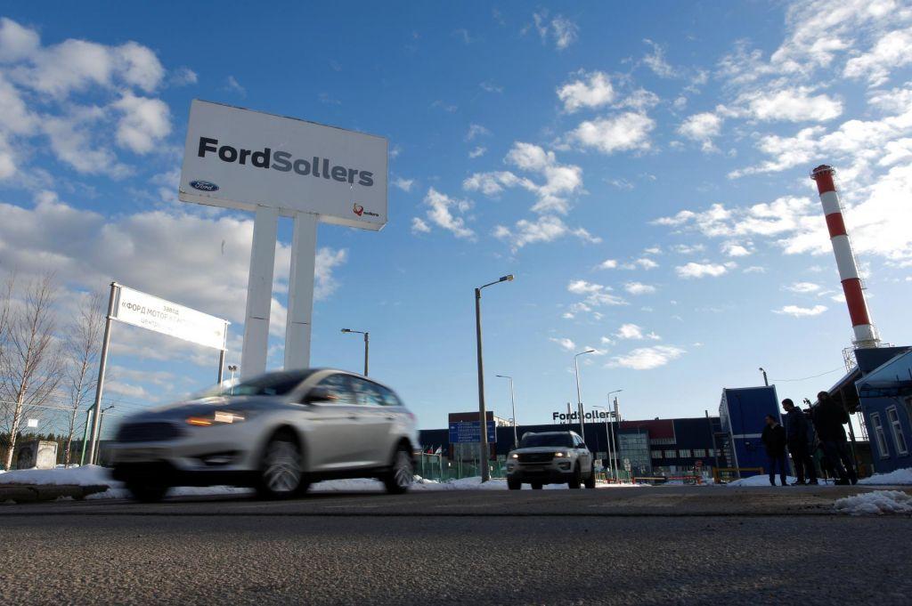 Ford zapira v Rusiji