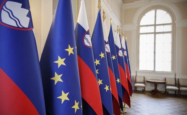 Vlada na seji vlade imenovala državne sekretarje na ministrstvih za okolje in zdravje. FOTO: Uroš Hočevar/Delo