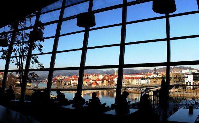 Zakaj je Maribor drugačen od vseh drugih slovenskih mest? Foto Tadej Regent