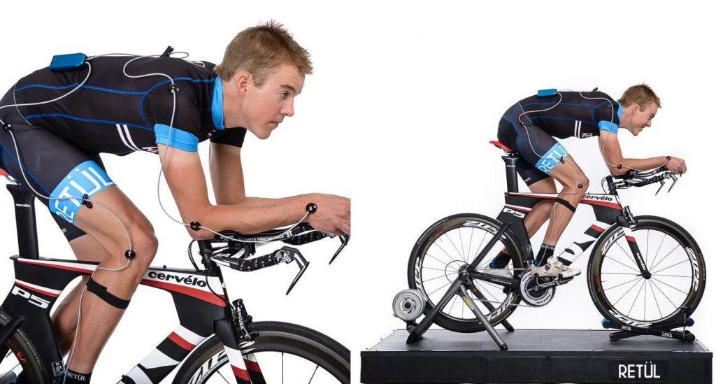 FOTO:Asimetričnost med kolesarjenjem: diagnostika in intervencije