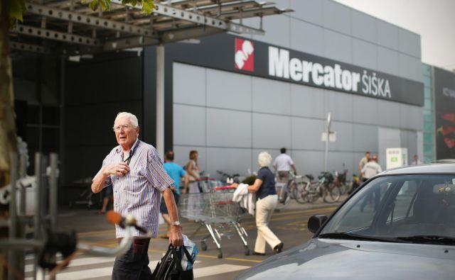 Za Slovenijo, še posebej za Ljubljano, velja, da je trgovin v izobilju, pestra in obsežna ponudba pa se še širi. Foto Jure Eržen