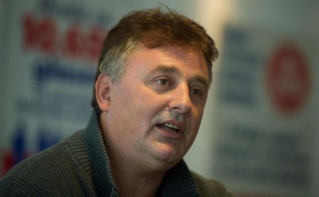 Župan Roman Leljak trdi, da Pliberšek ni sodeloval z uslužbenci občinske uprave. FOTO: Arhiv Suzy