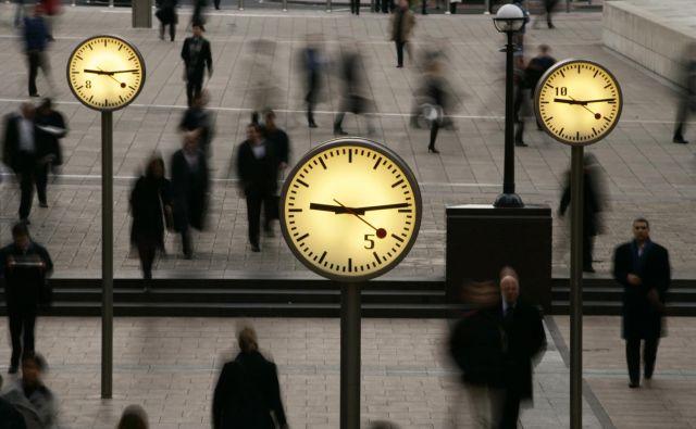 Končno besedo pri tem, kateri čas bodo uporabljale, bodo imele države članice. Pri tem bi se lahko še kako zapletlo.<br /> Foto Reuters