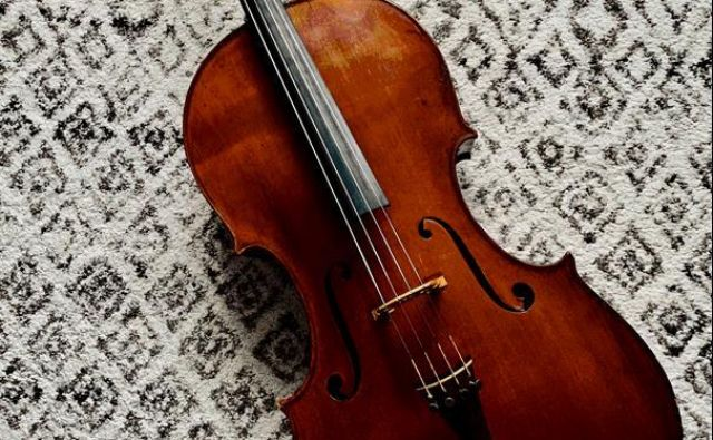 Spletni portal<em> 24ur.com</em> je poročal, da je inštrument pripadal vrhunskemu violončelistuBernardu Brizaniju. FOTO: PU Ljubljana