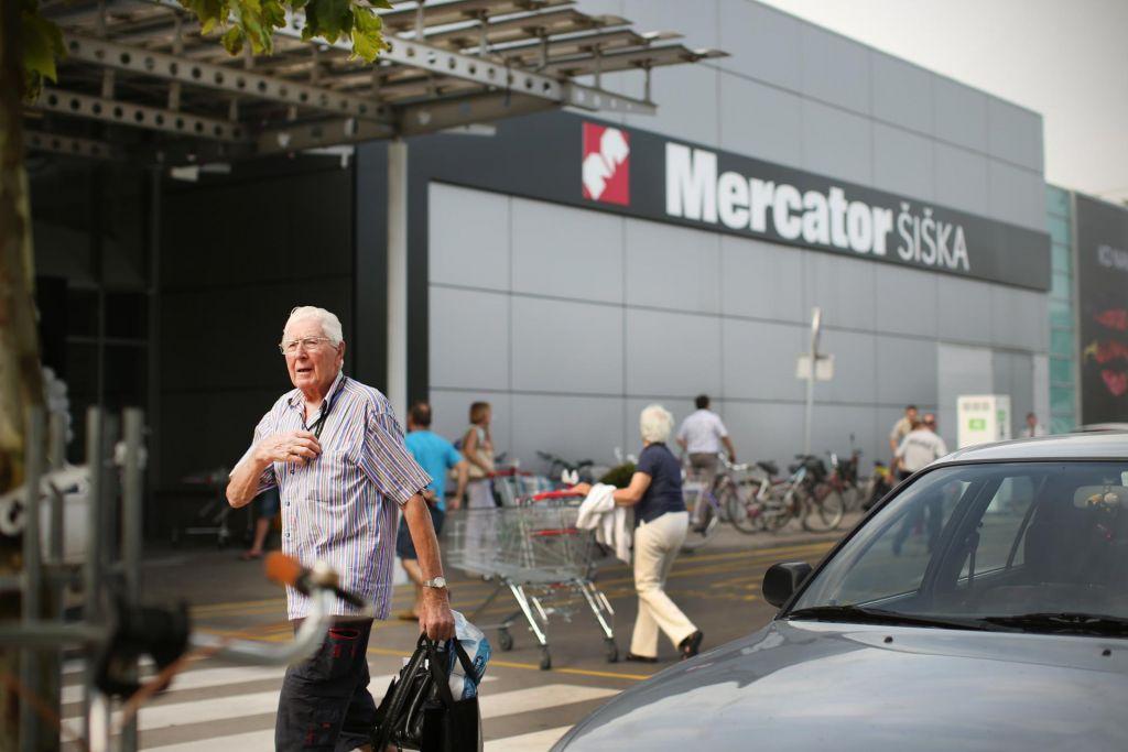 FOTO:Novi trgovci, domači in tuji, bodo še vstopali na naš trg