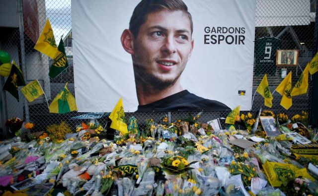Emiliano Sala FOTO: Stephane Mahe/Reuters