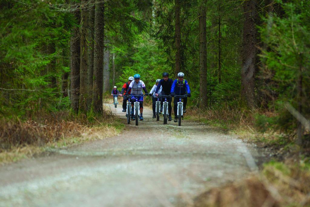 FOTO:Dobrodošel v digitalno kolesarjenje