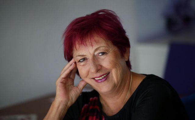 Aksinja Kermauner je funkcijo predsednice prevzela lani septembra. FOTO: Matej Družnik
