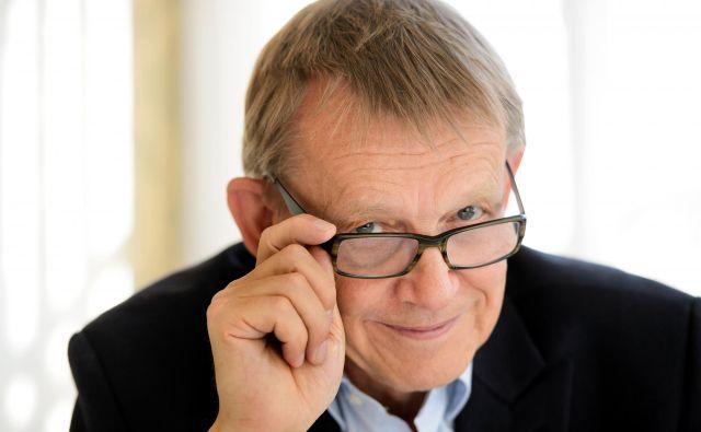 Hans Rosling, zdravnik, statistik, predavateljski zvezdnik, avtor knjige <em>Faktografija</em>. Foto Reuters