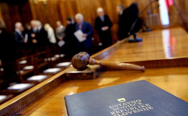 Domača javnost bo dobila zagotovilo, da bo Republika Slovenija tudi v najtežjih časih še vedno sposobna izpolnjevati ustavne določbe, s katerimi zagotavlja socialno državo. FOTO: Roman Šipić/Delo