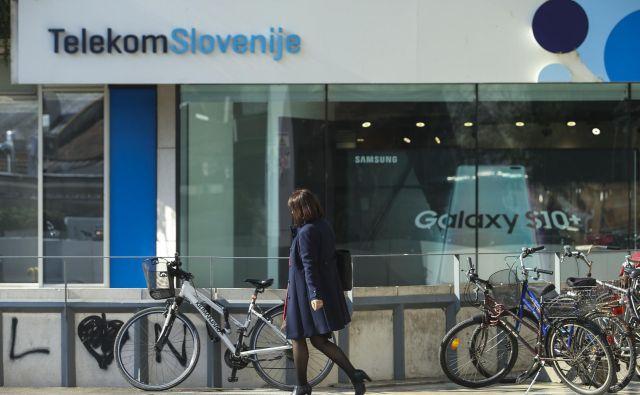 Po naših izračunih je Telekom Slovenije do zdaj v ustanovitev in delovanje Antenne TV SL vložil skupno okoli 58 milijonov evrov v obliki kapitalskih vložkov, posojil ter plačanih reklam in drugih storitev. Foto Jure Eržen