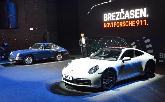 Porsche 911 osme generacije