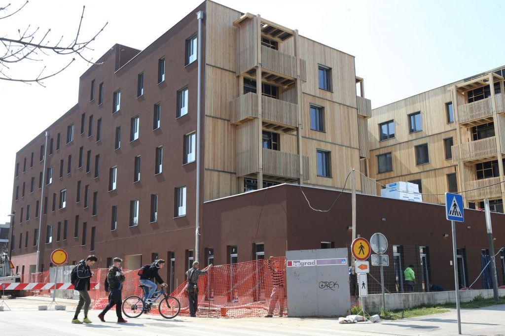 Najemnikom neprofitnih stanovanj višja najemnina