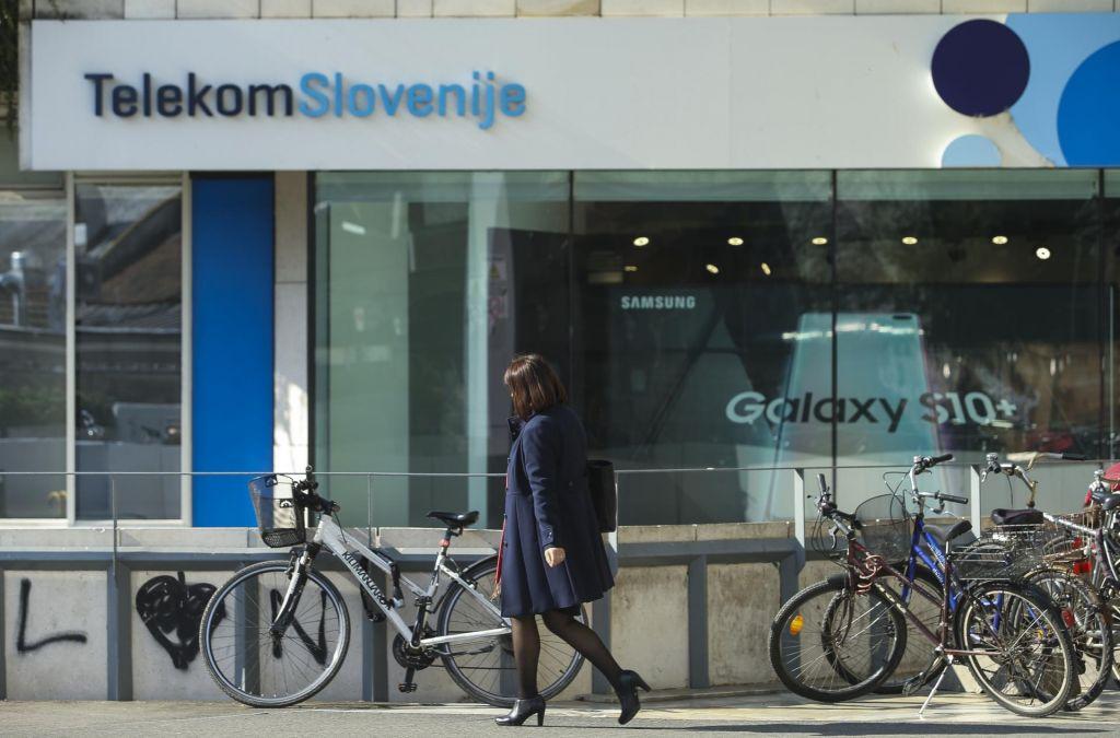Telekom Slovenije bogato zalaga medijski del