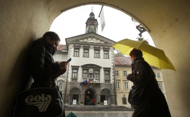Na Magistratu so že pripravili spremenjen občinski proračun za leto 2019. FOTO: Jure Eržen