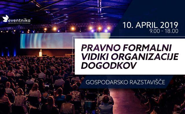 10. aprila 2019 vabljeni na Gospodarsko razstavišče v Ljubljani. Foto: Gospodarsko razstavišče/Jani Ugrin