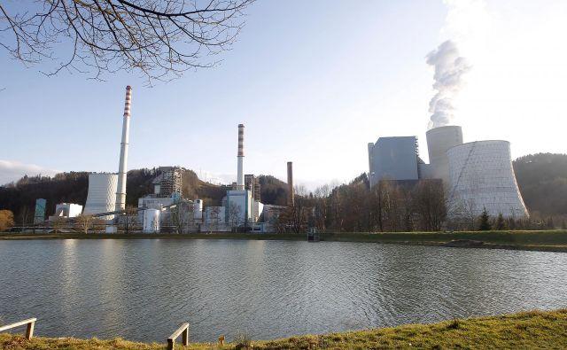 Termoelektrarna �Šoš�tanj preverja možnosti za nadomestitev dela lignita. FOTO: Mavric Pivk/Delo