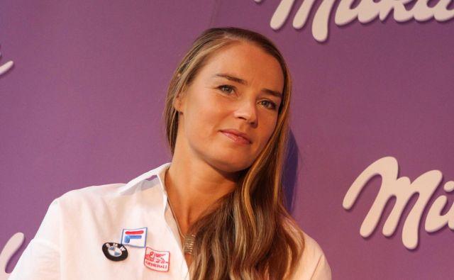 Pod vodstvom Janeza Slivnika je Tina Maze petkrat zmagala v svetovnem pokalu. FOTO: Igor Mali/Slovenske novice