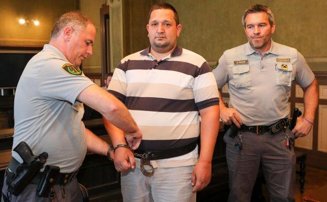 Obramba Milana Trivkovića se bo obrnila še na vrhovno sodišče. FOTO: Marko Feist