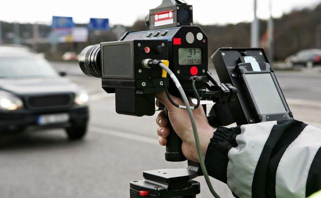 Hitrost je najpogostejši vzrok prometnih nesreč. FOTO: Getty Images/Istockphoto