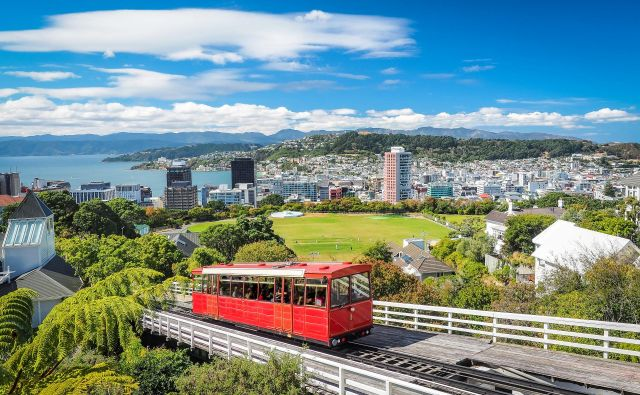 The most famous landmark in Wellington. Foto Robert Chang Getty Images/istockphoto