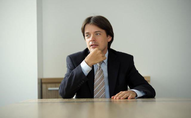 Borut Smrdel ni več predsednik revizijske komisije. FOTO: Uroš Hočevar/Delo