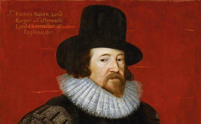 Francis Bacon FOTO: Wikimedia