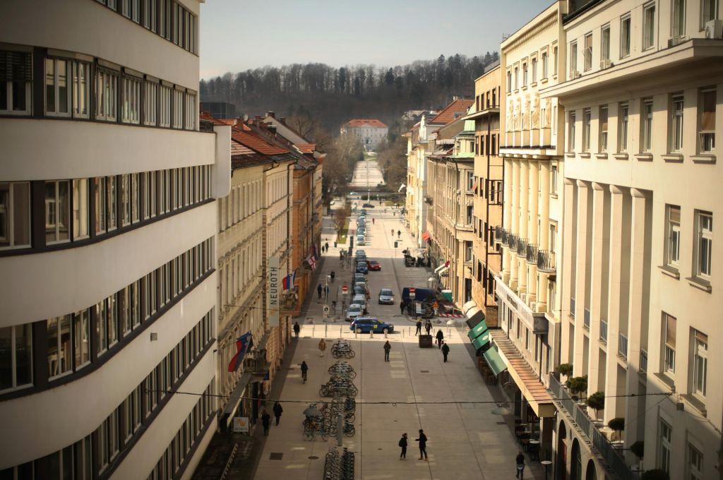 FOTO:Živeti v Ljubljani je lepo, a drago