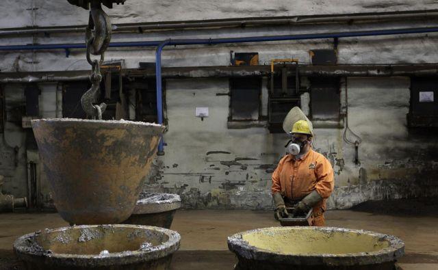 Envit in Arhel sta tehnologijo razvila na primeru tal iz zgornje Mežiške doline, ki so zaradi 350-letnega rudarjenja in predelave rude večinoma onesnažena s svincem in kadmijem. Foto Jože Suhadolnik