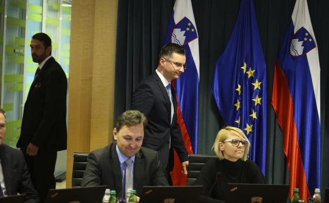 Tadeja Forštner Perklič bo položaj v kabinetu predsednika vlade prevzela 8. aprila, nasledila pa bo Romana Kirna, ki je konec marca odstopil. FOTO: Jože Suhadolnik/Delo