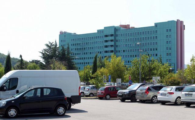 Koliko je sploh lanskoletne izgube v šempetrski bolnišnici? FOTO: Igor Mali
