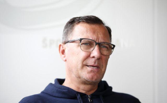 Andrej Jelenc se zaveda, da se bo bitka za olimpijske kolajne začela že v slovenski reprezentanci. FOTO: Matej Družnik