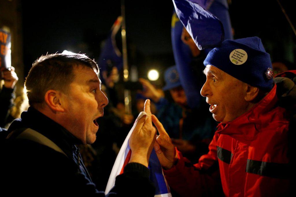 »Škoda, ki bi jo povzročil nov referendum, bi bila strašna«