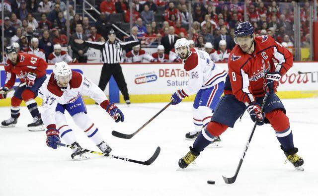 Aktualni prvaki so z zmago precej zmanjšali možnosti Montreala za zmago. FOTO: Reuters