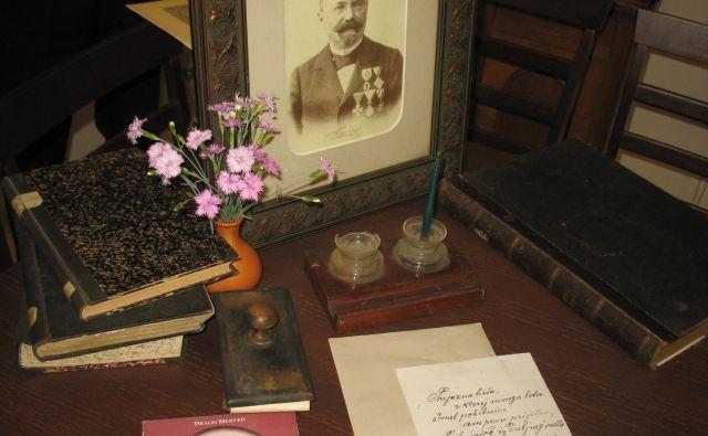 Kmalu, 15. aprila, bo minilo 165 let od rojstva prof. Antona Bezenška, velikega Slovenca, ki je 36 ustvarjalnih let preživel v Bolgariji. FOTO spletna stran Šolskega muzeja