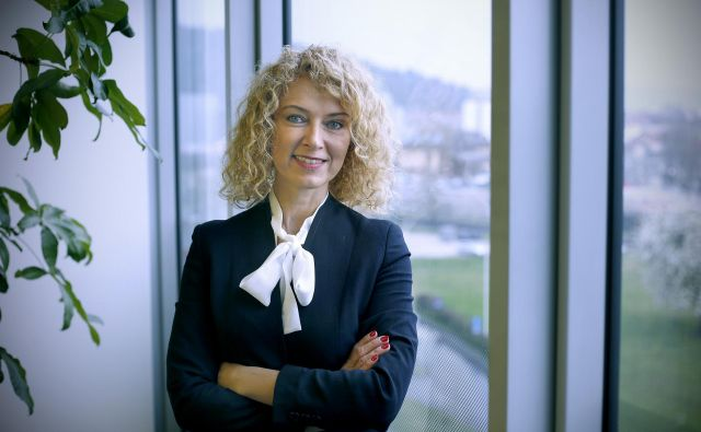Jutri v Sobotni prilogi in na delo.si ne spreglejte intervjuja s Karmen Dietner. FOTO:Blaž Samec/Delo